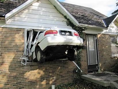 Property Damage Into Crash Crashes Drunk Cars
