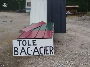 Tole Pour Toiture : tole bac acier neuf pour toiture sur mesure offre bas rhin ~ Premium-room.com Idées de Décoration
