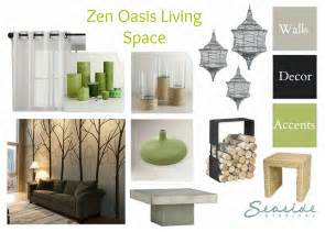 Dining Room Sizes seaside interiors zen spa retreat living and dining room