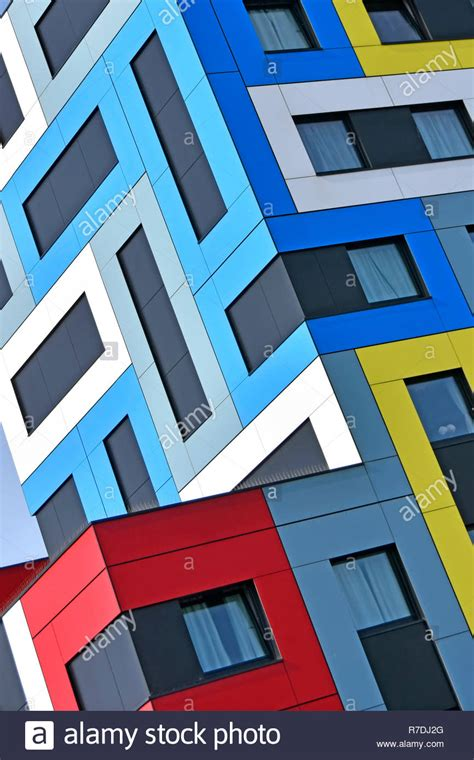 Abstract Shapes Architecture by Geometric Buildings Stock Photos Geometric Buildings