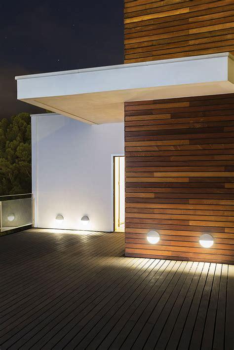 applique da esterno a led 25 modelli di applique da esterno a led dal design moderno