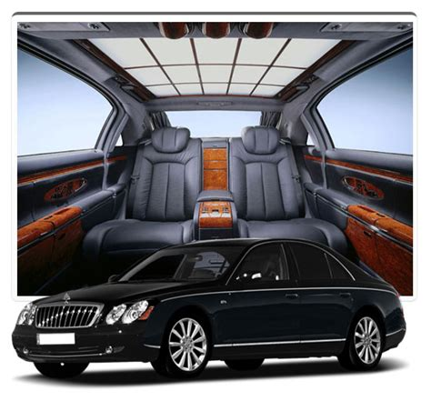 Luxury Maybach Chauffeur Service
