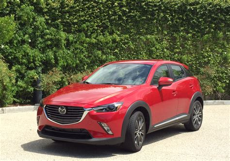 who makes mazda cars 2016 mazda cx 3 first drive a small crossover that makes