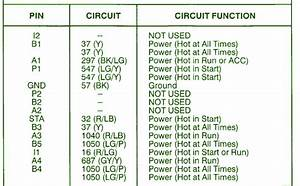 Ford  U2013 Page 2  U2013 Circuit Wiring Diagrams