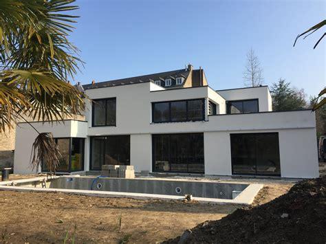 francois bureau architecte nantes construction d une maison en bord de s 232 vres 224 nantes