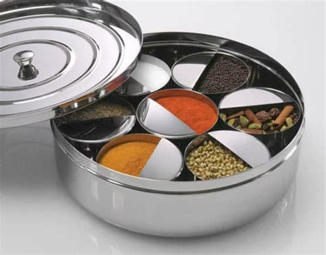 Indian Spice Organizer stylish storage solutions for spices heartwork