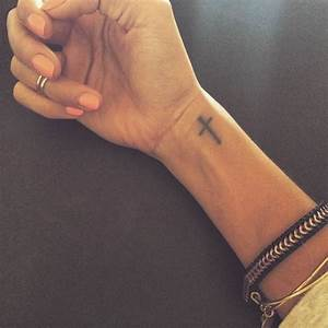 35+ Christian Tattoos On Wrist