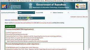 send pan card application form infocardco With csc nsdl pan documents upload