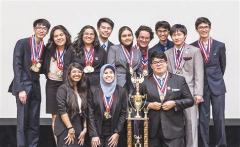 granada hills charter wins  state academic decathlon