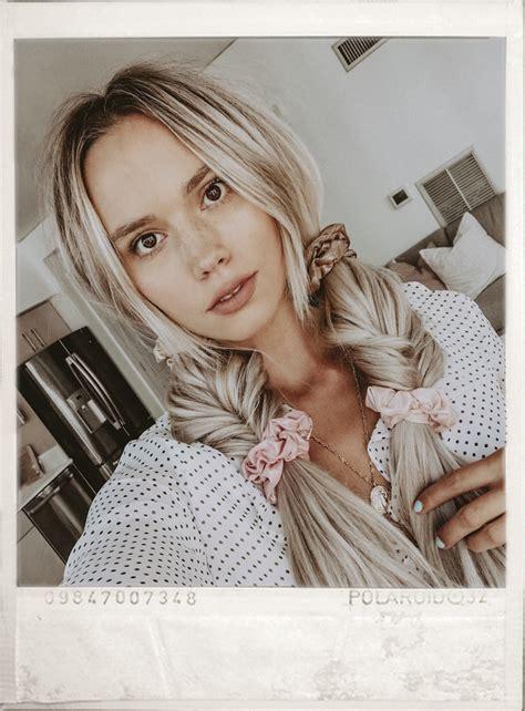 easy scrunchy hair tutorials kirsten zellers