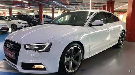 S Line 2015 by Audi A5 2015 29 990 En Barcelona Coches Net