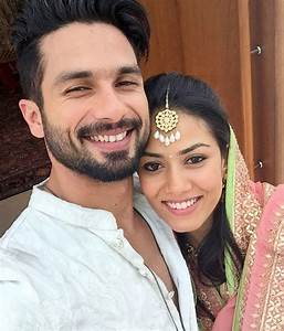 Biographies, songs, gallery and more : Shahid Kapoor weds Mira Rajput