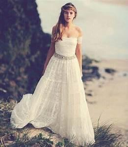 vintage bohemian wedding dresses 1970s hippie bohemian With vintage hippie wedding dresses