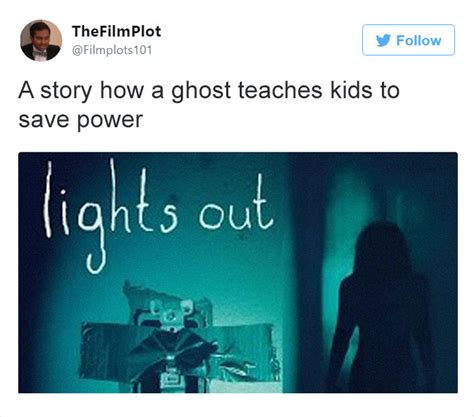 Lights Out Plot by 58 Times Explained So Badly It Was New