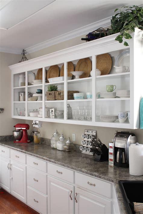 kitchen open shelves ideas open kitchen shelving culture scribe