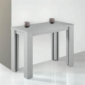 Console A Rallonge : table a rallonge console ~ Teatrodelosmanantiales.com Idées de Décoration
