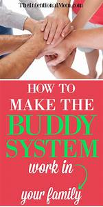 How to Make the Buddy System Work in Your Family