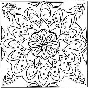 Disegni da colorare per adulti (Foto) Tempo Libero PourFemme