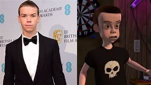 Will Poulter's Sid from 'Toy Story' Halloween costume is ...