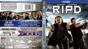 R.I.P.D. - Movie Blu-Ray Scanned Covers - R I P D 2013 ...