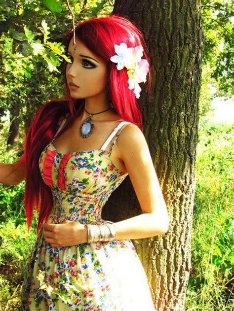 real life anime girl  blow  mind anastasiya shpagina ukraine reckon talk