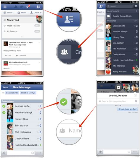how to create groups on iphone how to create a chat with for iphone and