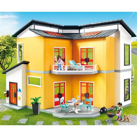 Modernes Haus Playmobil by Playmobil 9266 City Modernes Haus Kaufen Bei Rhyner