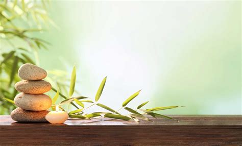 spa salon hair relax indulgence leaves bamboo massage relaxation center meditation therapy australia