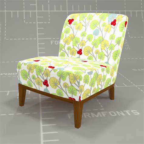 ikea stockholm chair 3d model formfonts 3d models textures