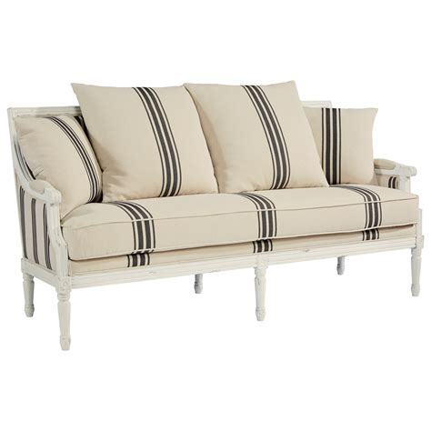 joanna gaines sectional sofas magnolia home by joanna gaines parlor settee sofa olinde