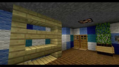 Minecraft  Modernes Badezimmer Mit Redstone Youtube