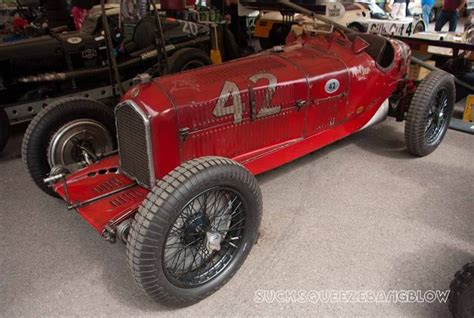 17 Best Images About Alfa Romeo Racing Prewar On Pinterest