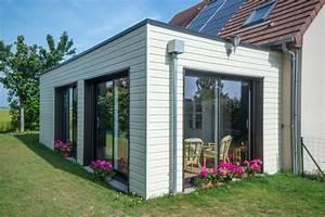 extension bois maison mzaolcom With extension bois maison prix
