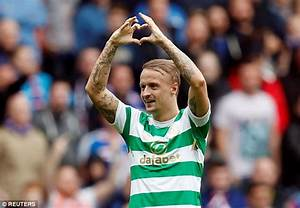 Celtic star Leigh Griffiths happy to score in 100th game ...