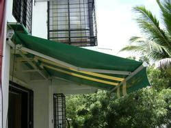 retractable awning suppliers manufacturers traders  india