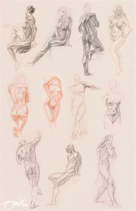 glasses figure drawing