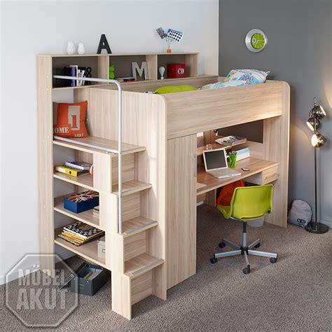 Hochbett Mit Schreibtisch by Die 20 Besten Ideen F 252 R Ikea Hochbett Mit Schreibtisch