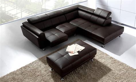 banc canapé canape d angle cuir salon cosy banc canape d 39 angle