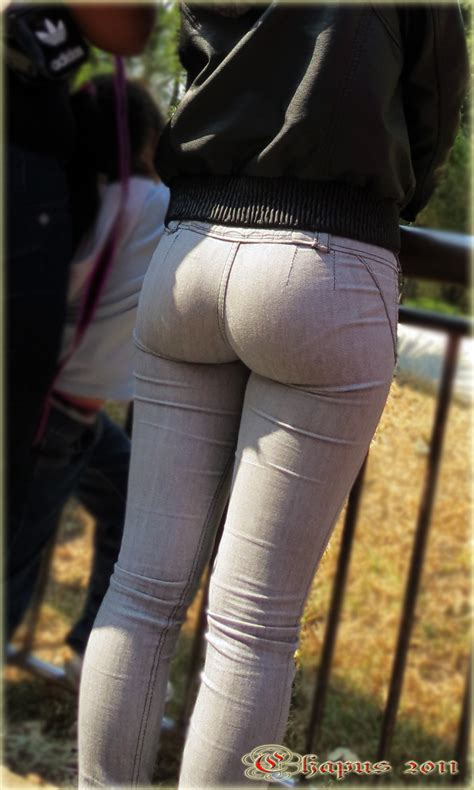 Perfect Milf Ass In Jeans