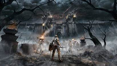 Ps5 Souls Demon Background Wallpapers 1920 Ultra