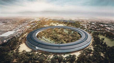 le nouveau siège d 39 apple devrait voir le jour en 2016