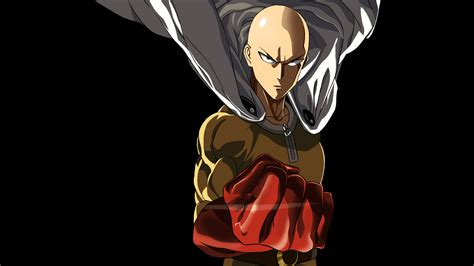 Saitama One Punch Man Wallpapers Hd Wallpapers Id 16960
