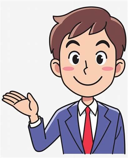 Clipart Businessman Thinking Invite Pngkey