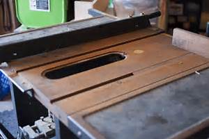 How To Rehab An Old Table Saw