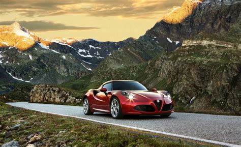 Alfa Romeo To Go All Rwdawd, Have Eightcar Lineup News