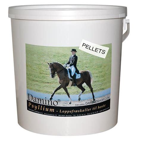 Flohsamenschalen Pellets Pferd