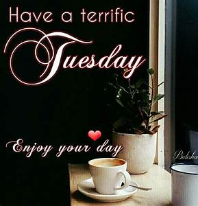 Good Morning, make Tuesday shine! | # Try It Tuesday ...  Tuesday