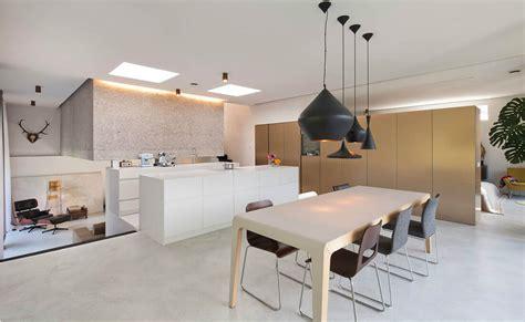 Offenes Wohnen Beispiele by Offenes Wohnen Beispiele Wohn Design