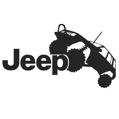 jeep beach logo jeep grand cherokee logo decal ztr graphicz