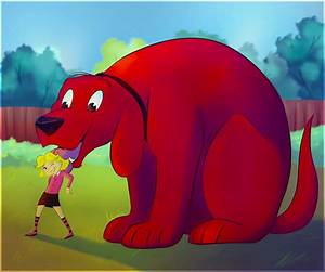 Clifford and Emily by Artzipants on DeviantArt